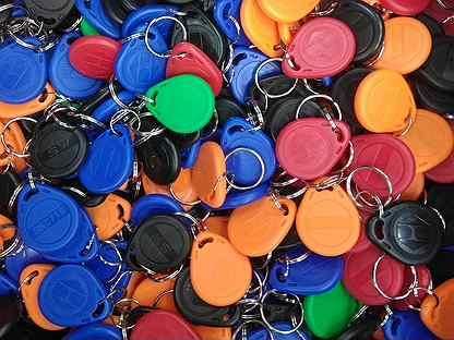 Домофонные заготовки для ключей