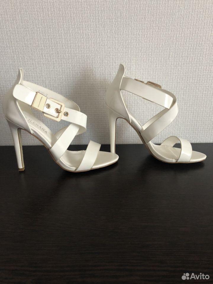Туфли босоножки женские  89123958722 купить 8