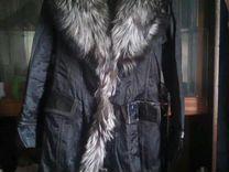 Пальто и норкавая шапка