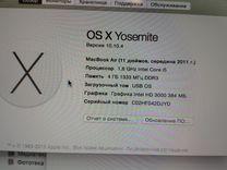 Apple MacBook Air 11 128
