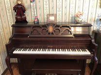 Фортепиано из красного дерева, эксклюзив Weber