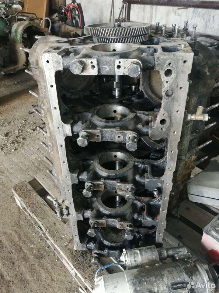 Блок двигателя ямз 238  89137841701 купить 1