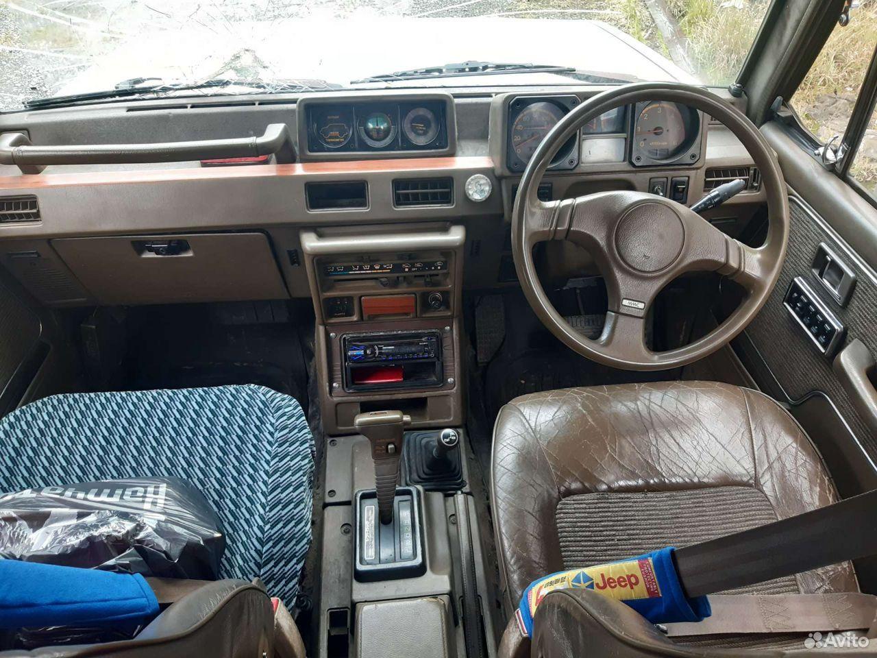 Mitsubishi Pajero, 1988  89841601761 купить 6