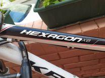 Велосипед Kross hexagon X6 рама XS