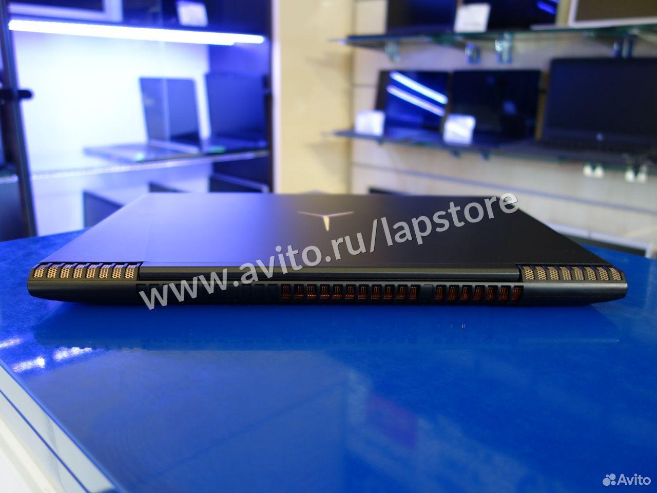 Ноутбук Lenovo Y520 i7-7700HQ/16GB/256+1T/GTX1050  84012422018 купить 8