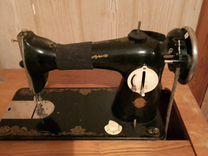 Подольская швейная ножная машинка