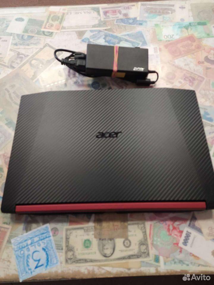 Игровой ноутбук Acer Nitro 5AN515-52  89114609719 купить 2