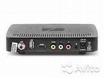 Цифровоя приставка DVB-T2 с WiFi