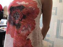Рубашка/ футболка/ майка 40р