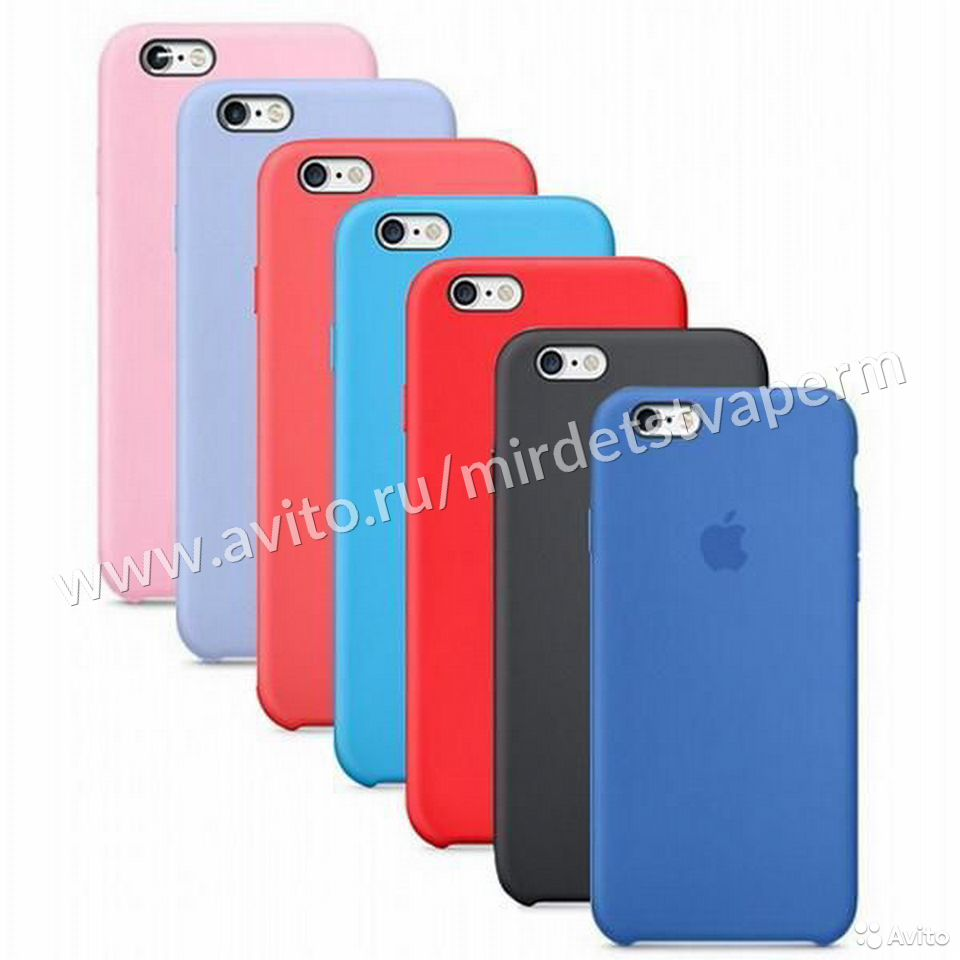 Чехол накладка Soft touch iPhone 7/8/SE2