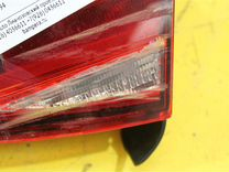 Фонарь внутренний задний правый Volkswagen Passat