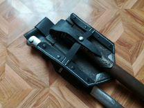 Чехол на складную немецкую саперную лопату