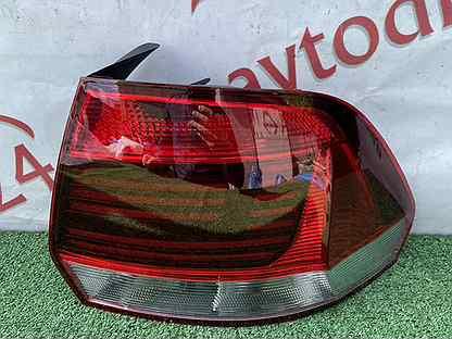 Volkswagen polo 15-2020 фонарь задний правый