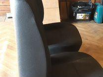 Передние сиденья Рено Дастер