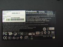 Монитор ViewSonic