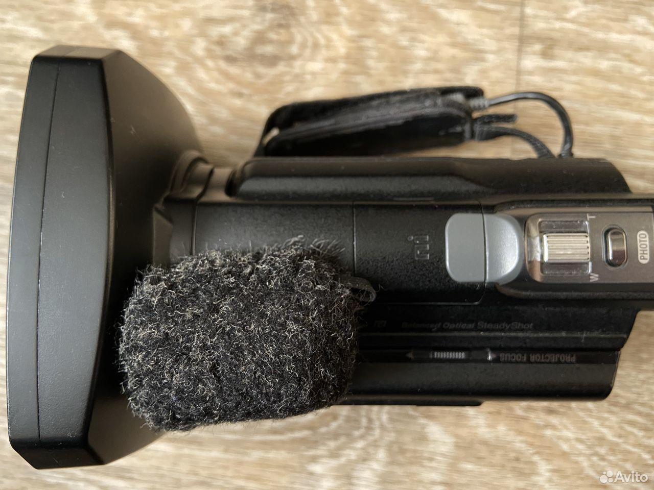 Видеокамера sony PJ780