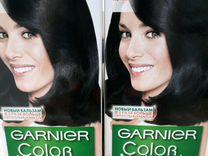 Краска для волос черная