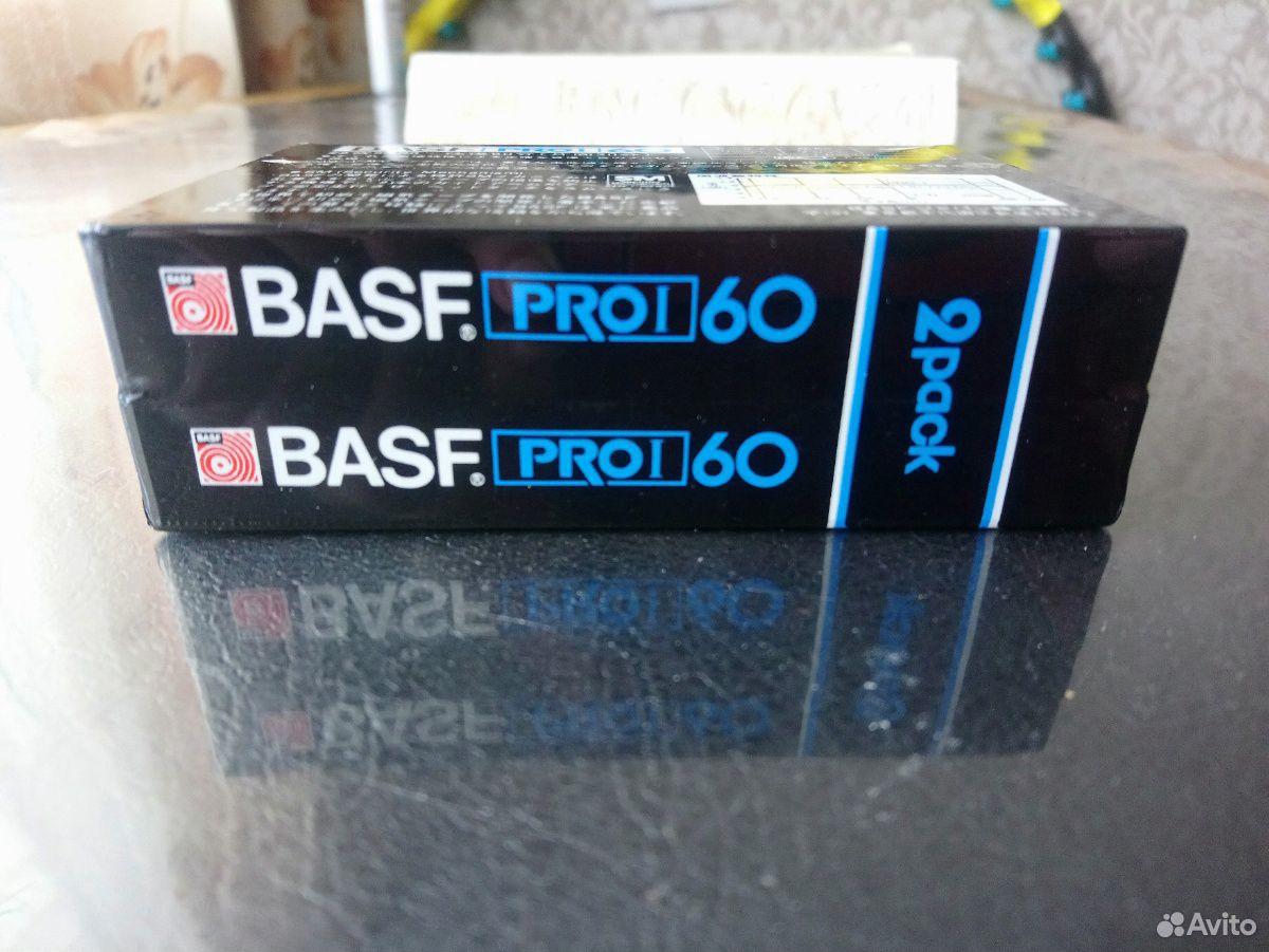 Аудиокассеты basf PRO I 60 (2pack)  89147250335 купить 2