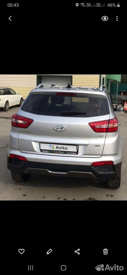 Hyundai Creta, 2017  89098261192 купить 4