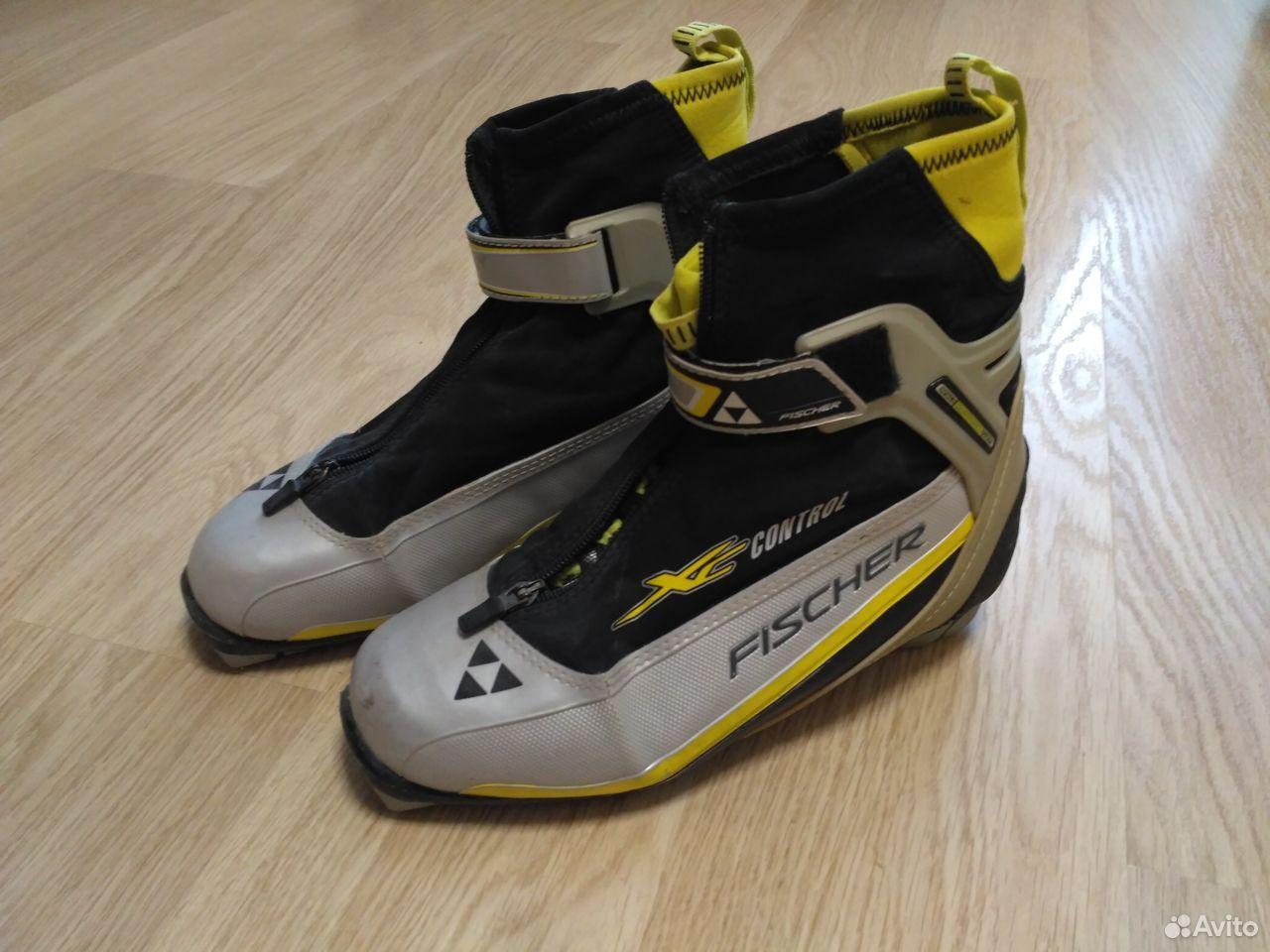 Лыжные ботинки Fischer XC Control  89021999711 купить 1