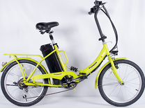 Электровелосипед «pioner oskar»