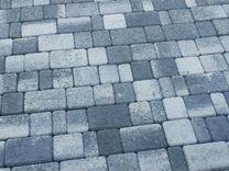 Тротуарная плитка вибропресованная