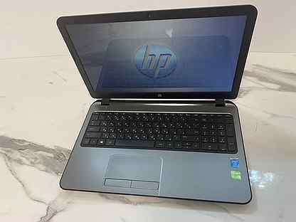 Ноутбук HP i5 Nvidia