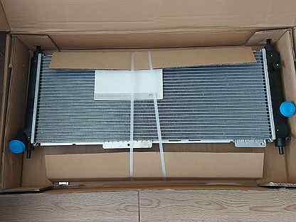 Радиатор охлаждения двигателя opel