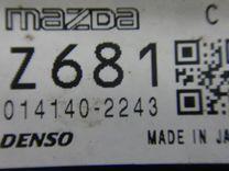 Корпус воздушного фильтра Mazda 3 1.6 (BL) 2009)
