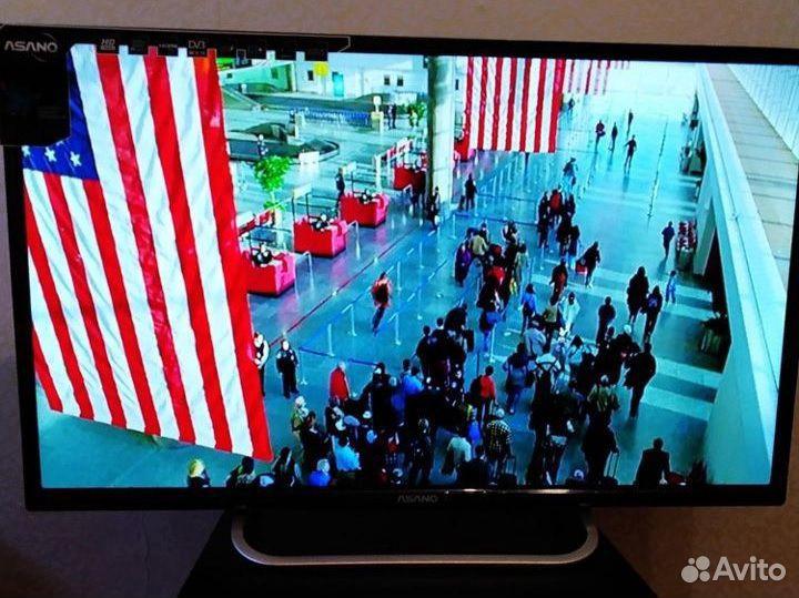 Новый отличный 32 ЖК телевизор с смартом 2020 года  89530952866 купить 4