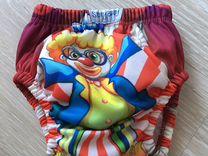 Плавки детские-подгузник для плавания 3-6мес