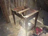 Стол самодельный