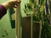 Рамы с москитной сеткой