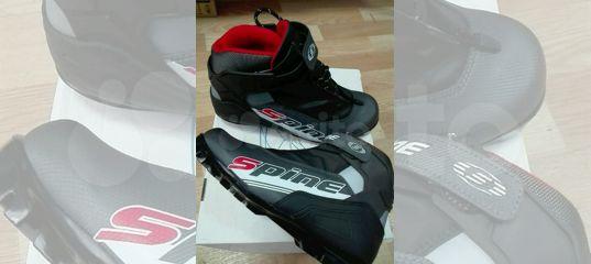 Лыжные ботинки Spine X-rider 454 SNS купить в Свердловской области на Avito  — Объявления на сайте Авито 961b1b91ae1