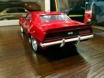 Chevrolet Camaro 69 1/24 super Модель