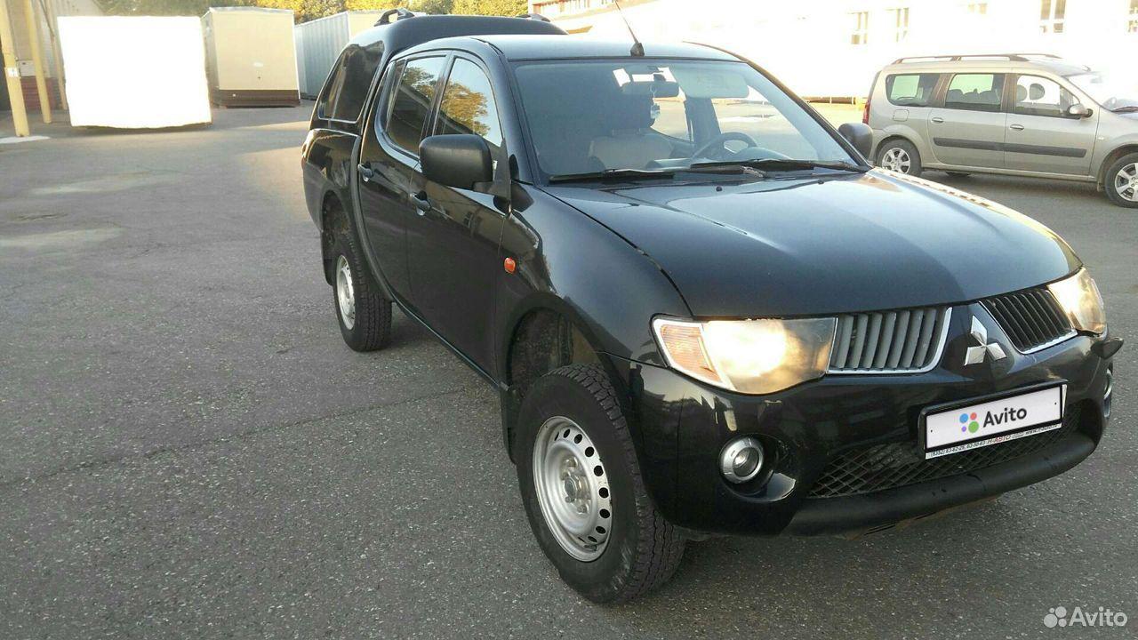 Mitsubishi L200, 2008  89063828562 купить 3