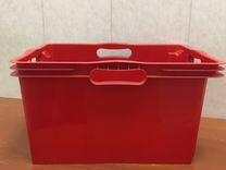 Ящики пластиковые контейнеры