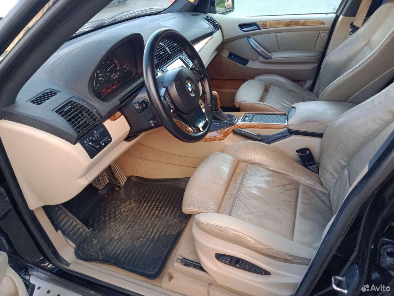 BMW X5, 2004  89095764548 купить 8