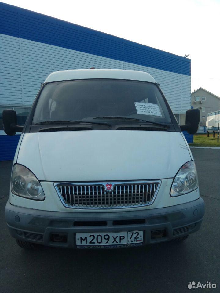 Микроавтобус газ 32213  89091930278 купить 1