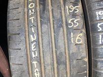 195/55 16 Continental 1шт