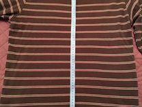 Кофта с длинным рукавом Uniqlo, бордовая, М
