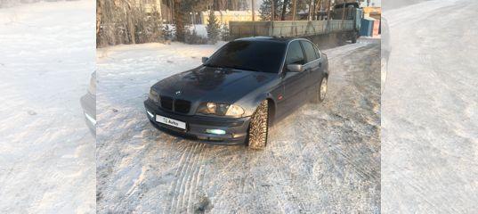 BMW 3 серия, 1998 купить в Свердловской области   Автомобили   Авито
